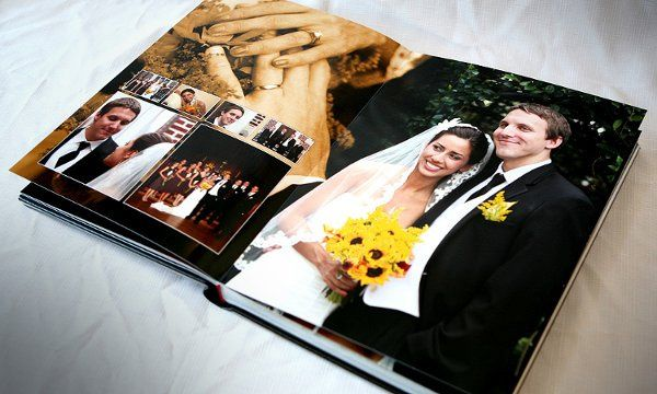 Custom-designed Storybook albums from scratch by our award-winning graphic designer!