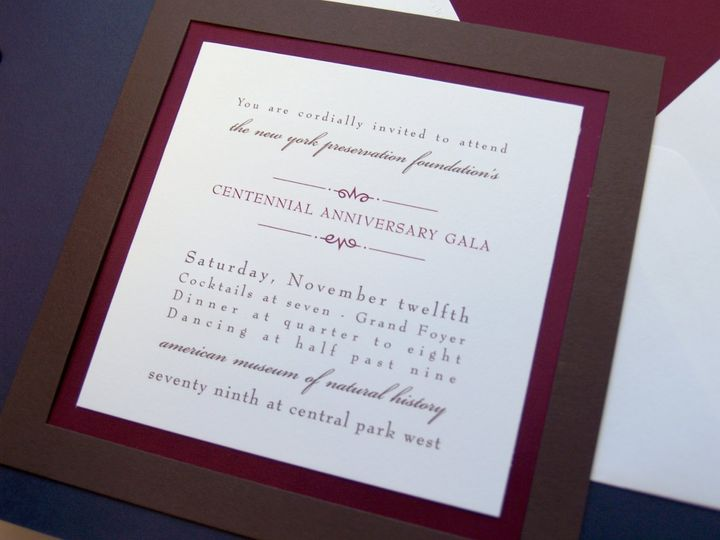 Tmx 1346719220141 PlandomePaperiInvites025 Manhasset wedding invitation