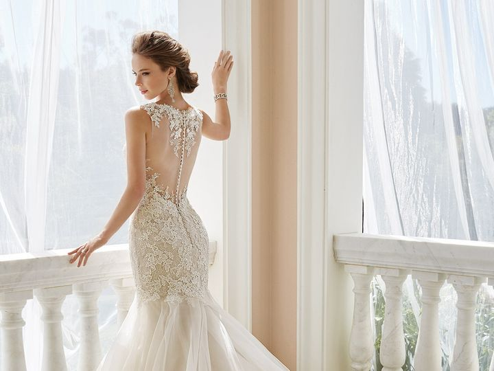 Tmx 1462999741293 Y21672bklaceweddingdresses2017 Cedar Park wedding dress