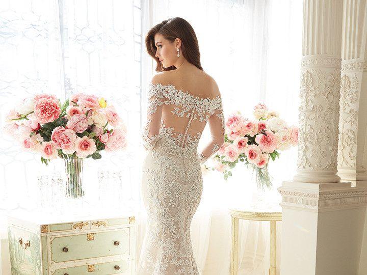 Tmx 1463000054072 Y11632bk Laceweddingdresses Cedar Park wedding dress