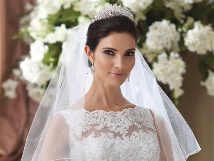 Tmx 1463000421275 113211acrop 510x680 Cedar Park wedding dress
