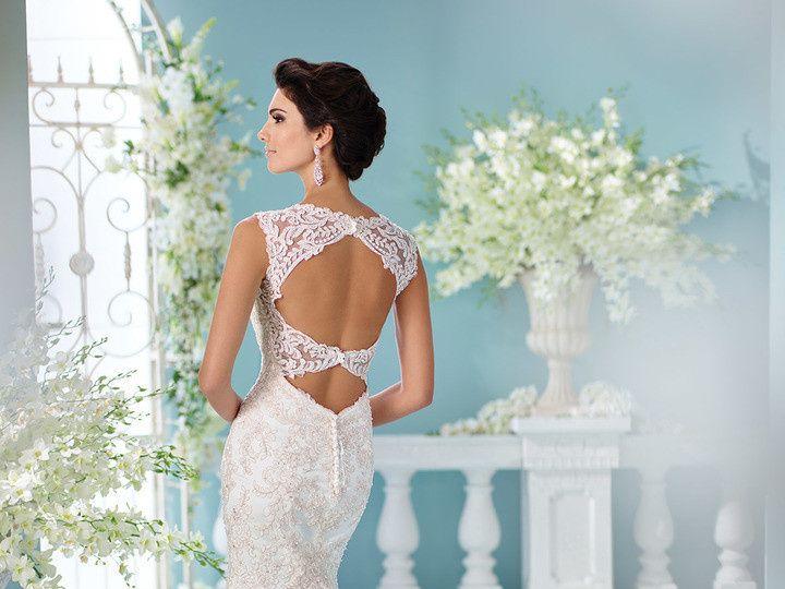 Tmx 1463002957224 216246back Cedar Park wedding dress