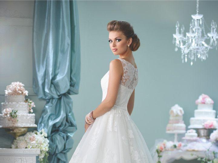 Tmx 1463004900048 116136 Back 1 Cedar Park wedding dress
