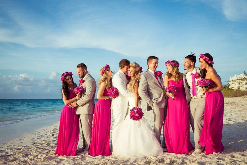 Attimi - Bridal Party