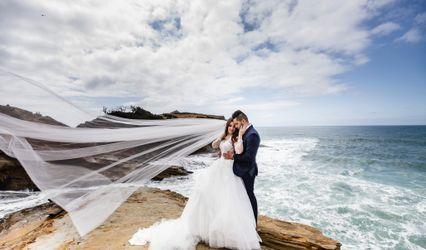 The wedding of Iryna and Nazar