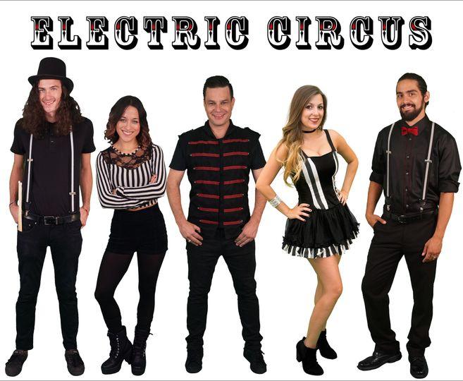 electric circus promo