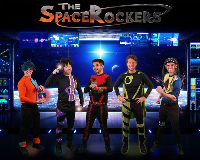 the space rockers promo01