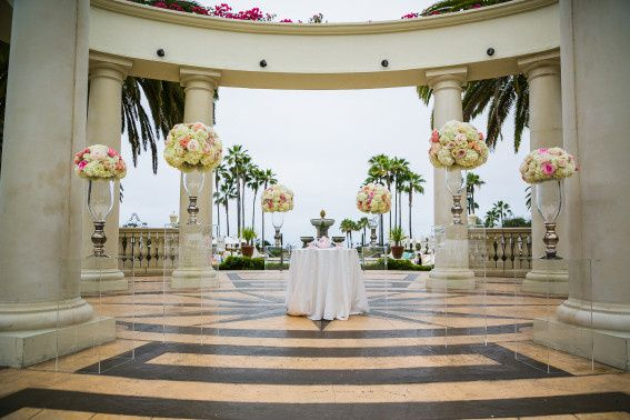 ls st regis monarch beach wedding photography