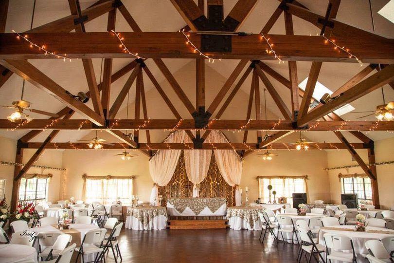 Ranch House Wedding