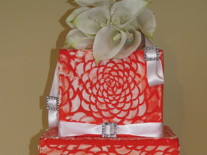 Tmx 1403786309764 040march5 Greensboro wedding cake