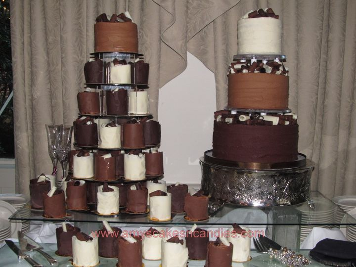 Tmx 1403786376372 065 Greensboro wedding cake