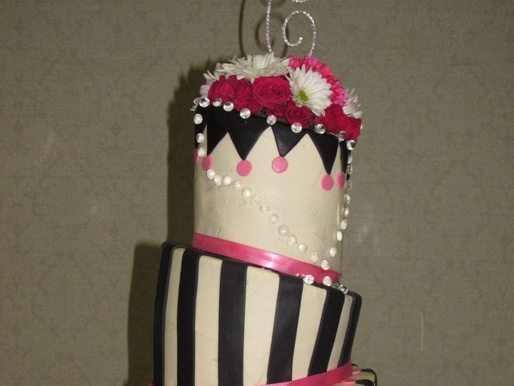 Tmx 1403786752915 Topsy Greensboro wedding cake