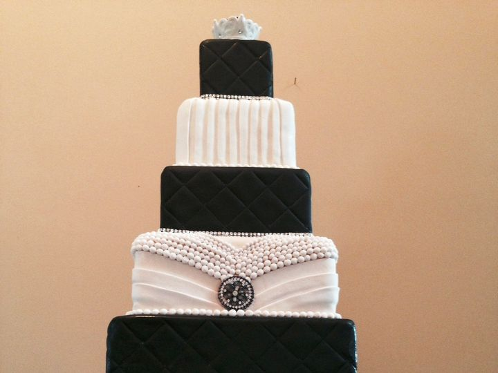 Tmx 1411519138095 Glam4 Greensboro wedding cake