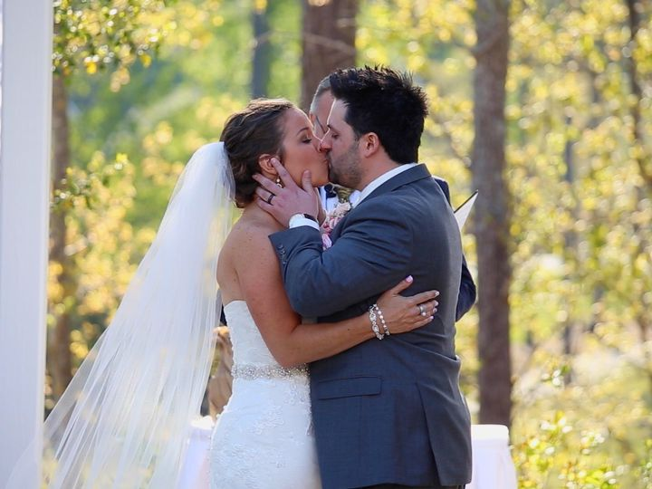 Tmx 1470336490304 First Kiss 3 Durham wedding videography