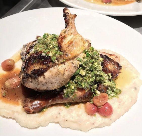 Half Chicken from St. Kilda