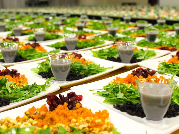 Tmx 1424806688061 Over The Rainbow Salad Bubble Ball Des Moines, IA wedding catering