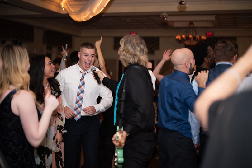 Guests love singing!