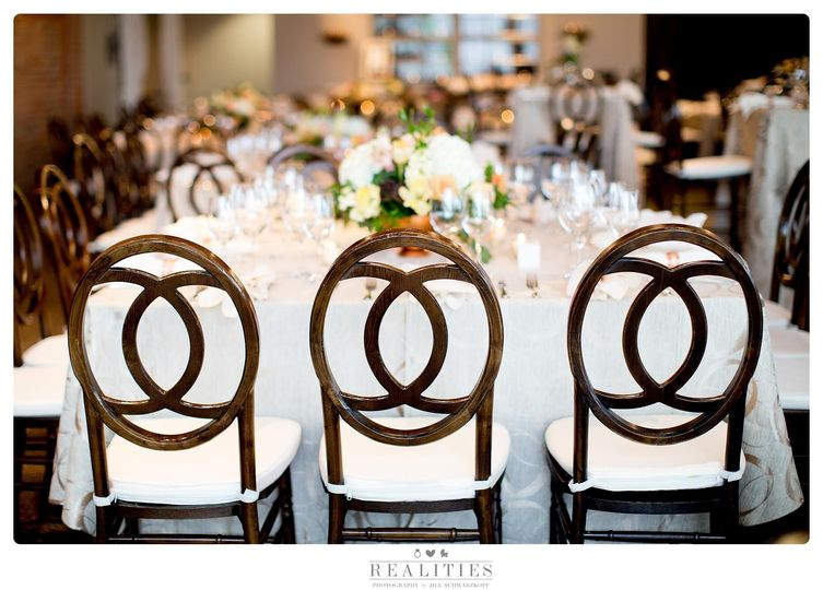 Lovely wooden chairs
