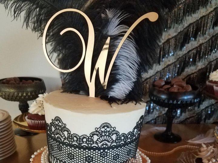 Tmx Gatsby Cake 51 745585 157937409956892 River Falls, WI wedding cake