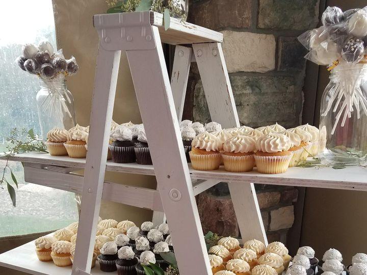 Tmx Ladder Display 51 745585 157936619752170 River Falls, WI wedding cake