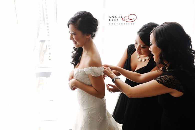 the wit hotel chicago loop downtown wedding photos