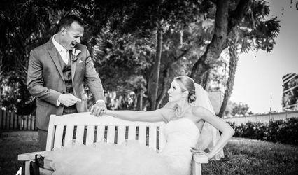 The wedding of Jason and Jill