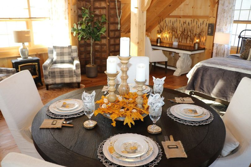 Wedding Suite in Cider Barn