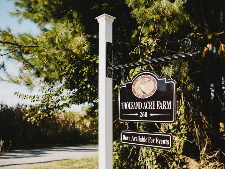 Tmx Thousand Acre Farm Wedding Photographer 2 51 676585 1568831580 Middletown, DE wedding venue