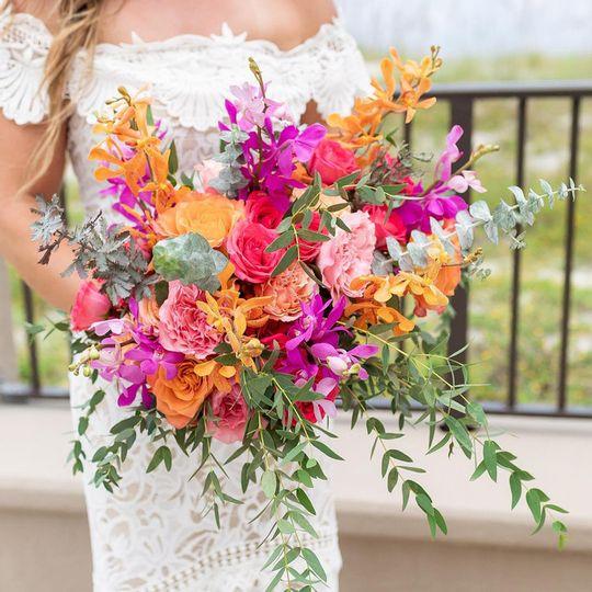 Sunrise Palette Bouquet
