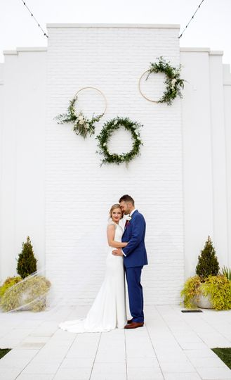 Ceremony Hoops by Ivey Photo