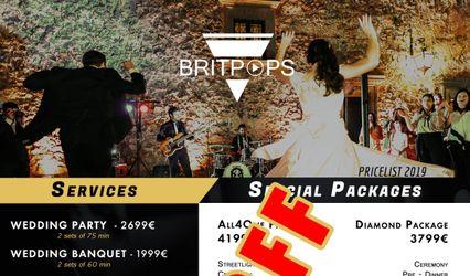 BritPop Nite Band 2