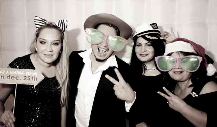 Mr. Party Animal's Photo Booth