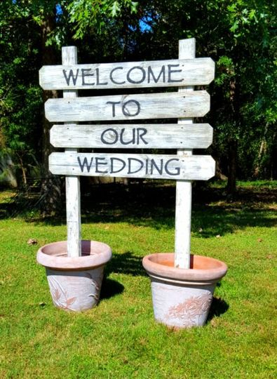 Welcome Signs-
