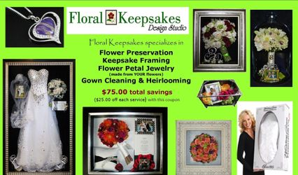 FLORAL KEEPSAKES Preservation 2