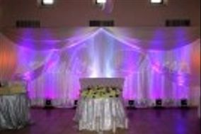 Adelisa Decor - New York's Wedding Drapery Decor & Lighting Specialists
