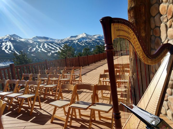 Wedding at Breckenridge Lodge