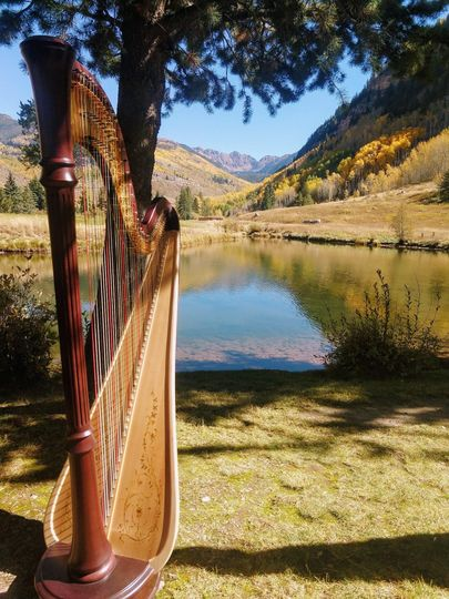 Vail, Colorado Fall Wedding