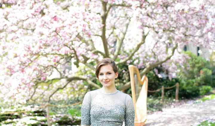 Rose Michael, Harpist