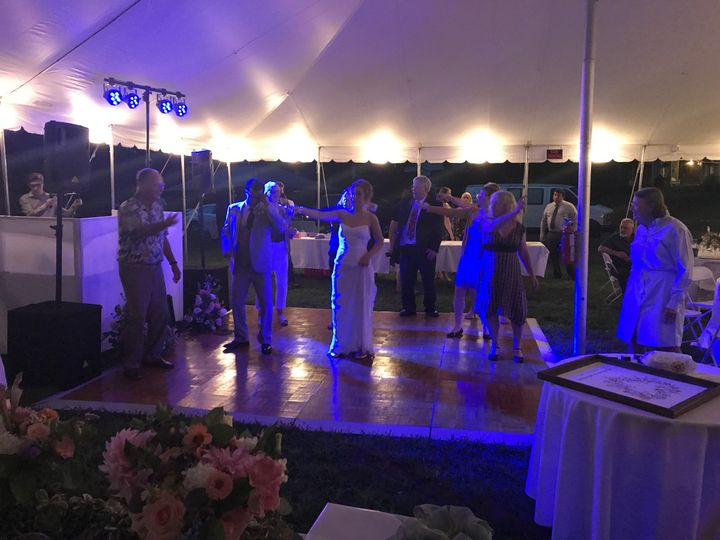 Small or large, your wedding reception experience is our #1 priority at Indy Wedding DJs