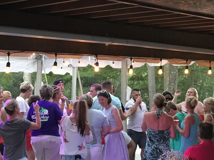 This wedding reception ran 8 hours!  How does a DJ do that?  Hire Indy Wedding DJs and find out!