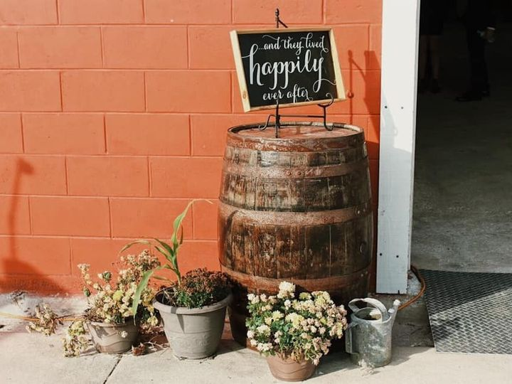 Tmx Barrel Display 51 1080685 157992660129548 Kissimmee, FL wedding planner