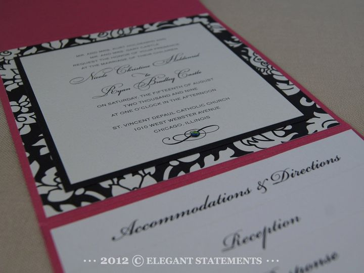 Tmx 1341263079630 DSC04743web Littleton wedding invitation