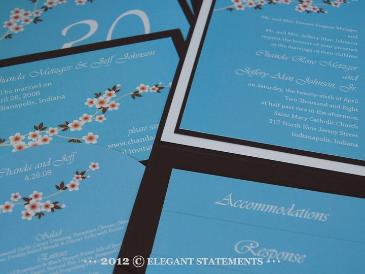 Tmx 1341263084723 DSC04757web Littleton wedding invitation
