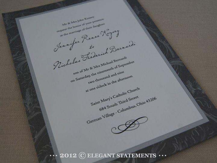 Tmx 1341263111418 DSC04815web Littleton wedding invitation