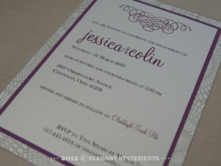 Tmx 1341263118600 DSC04821web Littleton wedding invitation