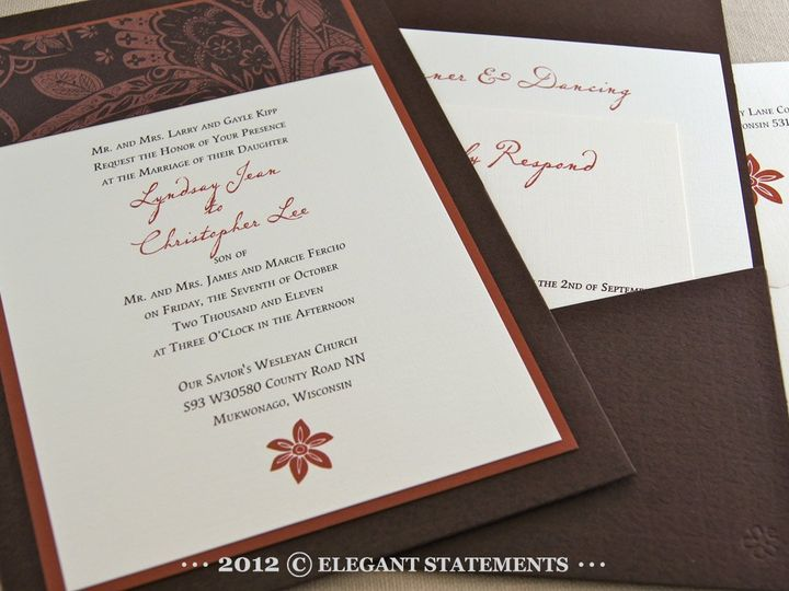 Tmx 1341263138996 DSC04880web Littleton wedding invitation