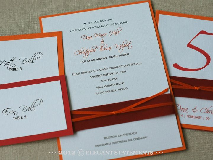 Tmx 1341263152772 DSC05829web Littleton wedding invitation