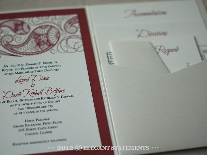 Tmx 1341263166880 DSC05876web Littleton wedding invitation
