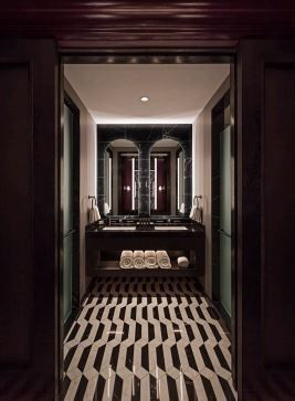 Guest room facilities
