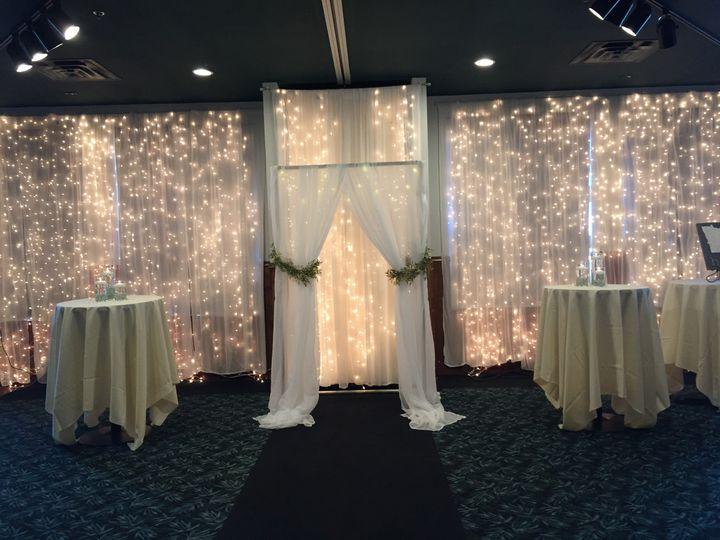 Indoor Ceremony Alter